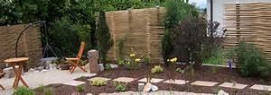 Bambus Im Garten : bambussichtschutz neuheit ~ Markanthonyermac.com Haus und Dekorationen