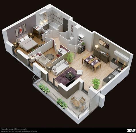 plan maison moderne 3d 3d plan maison moderne plans maison et maison moderne