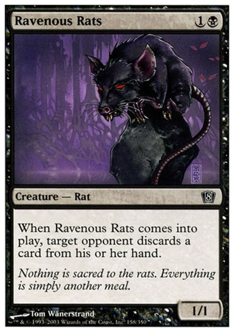 relentless rats turn by turn