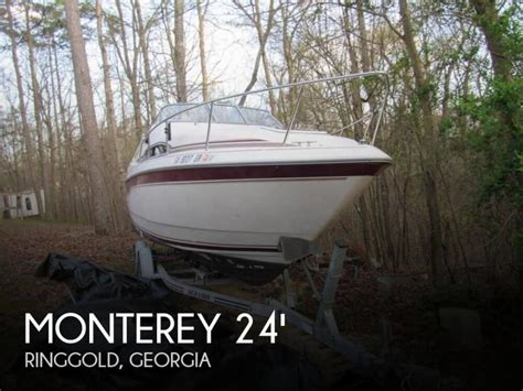 Monterey Boats For Sale In Georgia by Monterey Cruiser Boats For Sale In Georgia