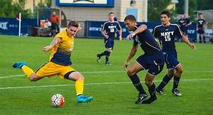 WV MetroNews – WVU men's soccer drops season opener to ...