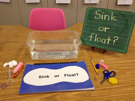 sink or float apples and abc s