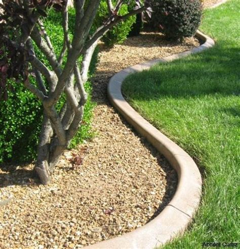 Concrete Flower Garden Borders flower bed edging the lists of the best materials
