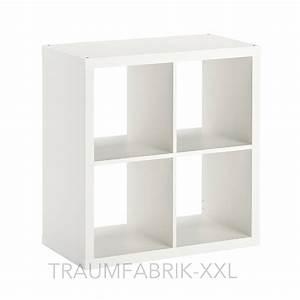 Ikea Regal Küche : ikea kallax stauraumregal 77x77cm b cherregal regal wandregal 4 f cher wei neu traumfabrik xxl ~ Markanthonyermac.com Haus und Dekorationen