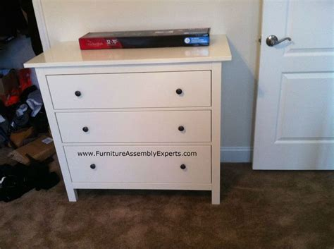 hemnes dresser 3 drawer assembly 28 best images about ikea furniture assembly handyman dc