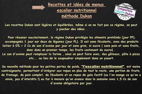 l escalier nutritionnel methode dukan pour les mamans les p tites recettes gourmandes