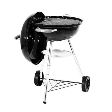 barbecue weber compact kettle 57 cm black por 149 99 euros