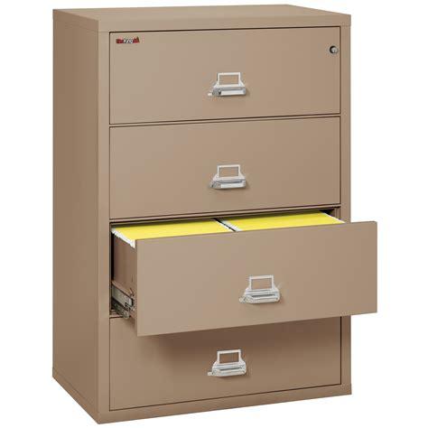 4 Drawer Fireproof File Cabinet by Fireking Fireproof 4 Drawer Vertical File Cabinet Wayfair