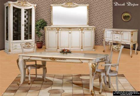 avangart mobilya ve dekorasyon mobdizayn mobilya ve ev gerdanlı lake boyama klasik yemek odası takımı selahattin