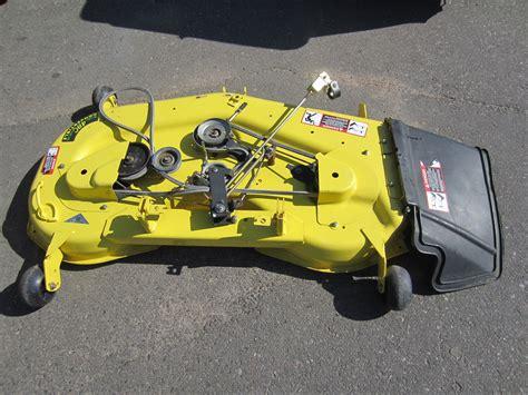 100 deere 48c mower deck manual x300 select series lawn tractor x380 48 in deck
