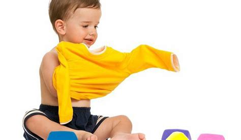 Developing The Dressing Skills Of Your Child
