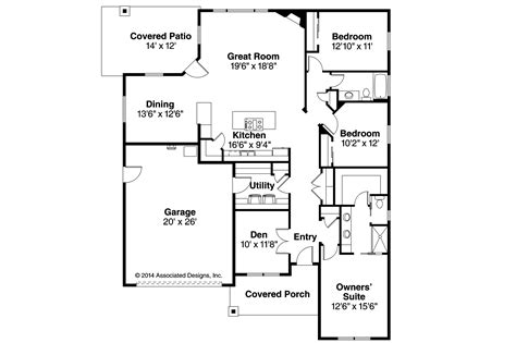 Country House Plans-westfall-associated Designs
