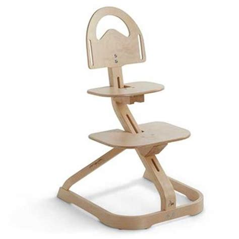 signet essential high chair svan