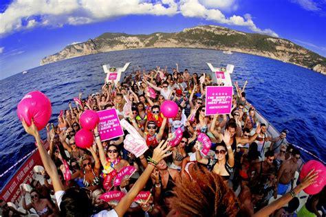 Boat Party Ushuaia by Pukka Up Creamfields Ibiza Boat Party Boat Parties