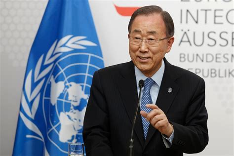 ban ki moon appelle 224 ratifier le trait 233 d interdiction des essais nucl 233 aires la croix