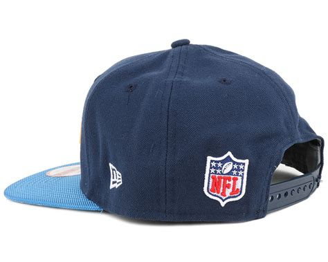 San Diego Chargers Nfl Sideline 9fifty Snapback