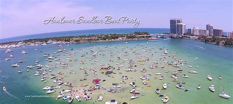 Party Boat Miami Price by Haulover Sandbar Miami Boat Party Affordable And Fun