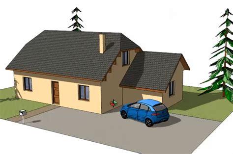 tuto dessiner sa maison avec sketchup chapitre 1 dessin d une maison