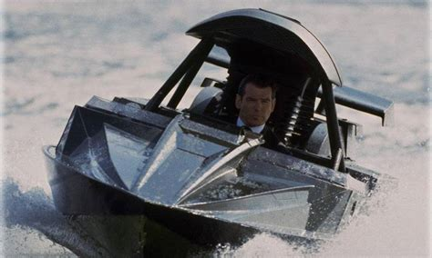 Boats Used In James Bond Movies james bond q boat cool material