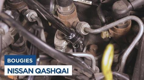changer les bougies de pr 233 chauffage sur nissan qashqai