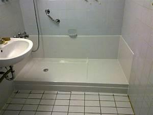 Umbau Wanne Zur Dusche : einbaubeispiele vorher nachher tecnobad wien 01 9560864 ~ Markanthonyermac.com Haus und Dekorationen
