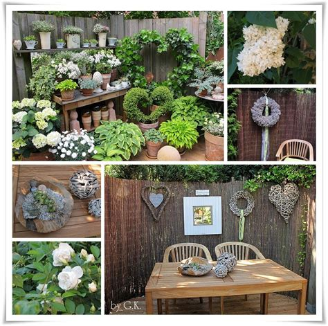 Heute  Wohnen Und Garten Foto Blumendeko