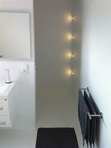 Led Beleuchtung Badezimmer : led sidelights im bad wir bauen unser haus ~ Markanthonyermac.com Haus und Dekorationen