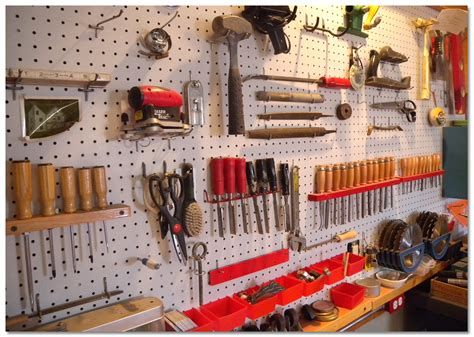 47 Easy Ways To Get Organized Making Use Of Diy Pegboard