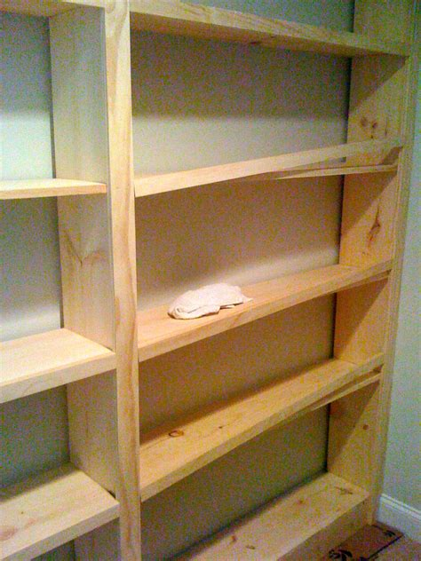 Deux Maison Inspired To Build! Diy Builtin Bookcase