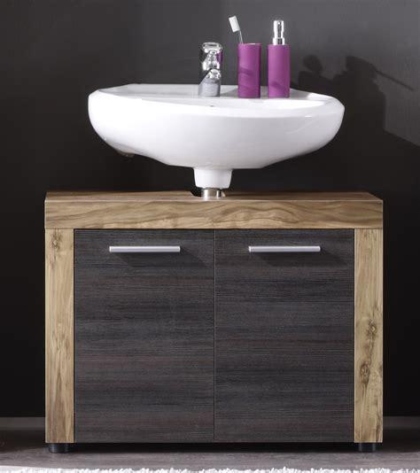 meuble sous lavabo contemporain 2 portes ch 234 ne gris fonc 233 bloom meuble sous vasque salle de bain