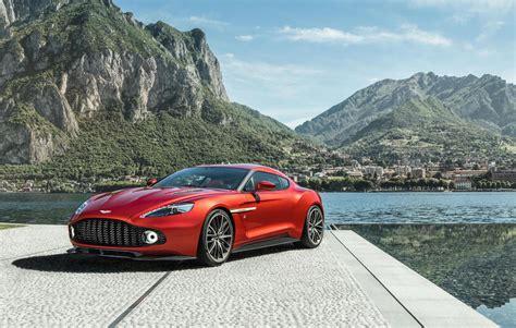 Aston Martin Vanquish Zagato Production Car Revealed