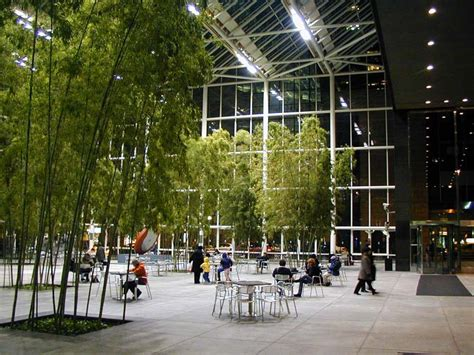 Of New York City's Nicest Indoor Public Spaces