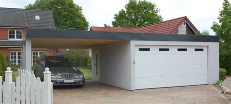 Garagen Aus Holz, Stahl & Beton