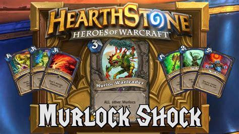hearthstone deck spotlight murloc shock shaman