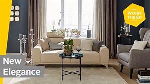 Moderne Tische Für Wohnzimmer : modern elegant einrichten deko tipps f r euer wohnzimmer roombeez powered by otto youtube ~ Markanthonyermac.com Haus und Dekorationen