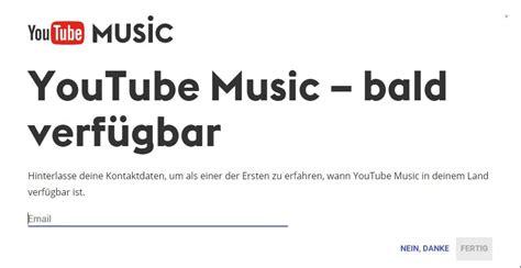 Youtube Stellt Standalone-music-app Vor