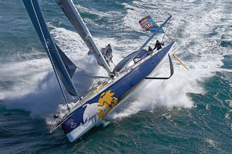 Catamaran Around The World Race by Around The World Sailing Race Catamaran Sailboats At