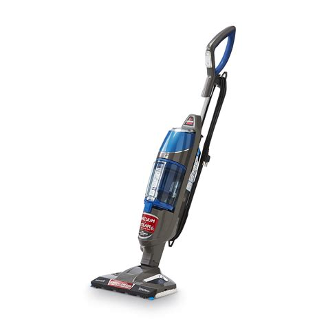 bissell 11326 symphony blue all in 1 vacuum steam mop