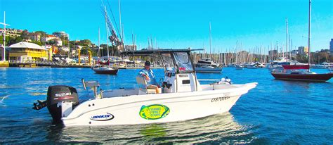 Boat Fishing Spots Sydney Harbour by Fishing Sydney Tours The Best Guided Fishing Charters In