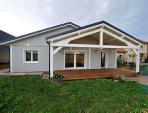 maison en bois plain pied prix trendy ralisation maisons bois ralisation maisons bois with