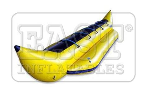 Blow Up Banana Boat by Inflatable Wet Banana Boat Blow Up Boats For Sale Water