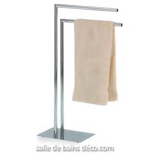 porte serviette sur pied mundu fr