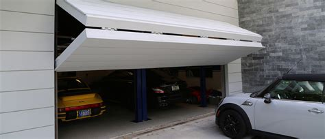 Aircraft Hangar Doors  Bottom Rolling  Bi Fold Single