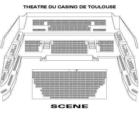 billets romeo juliet by rock the ballet casino barriere toulouse le 20 mars 2018