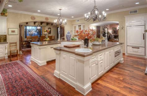 27 Amazing Double Island Kitchens (design Ideas