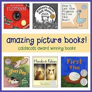 Caldecott Award Winners -- Must See Picture Books for Kids!