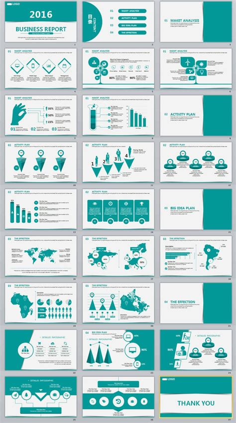 27+ Business Report Professional Powerpoint Template  The Highest Quality Powerpoint Templates