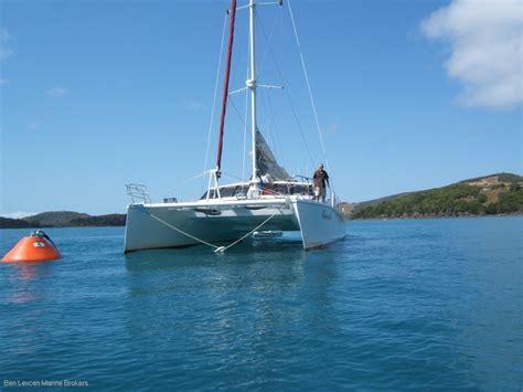 Catamarans For Sale Western Australia by Crowther 50 Catamaran Sailing Catamaran For Sale