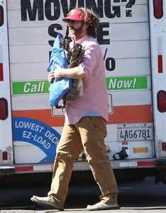 Zach Galifianakis returns moving van days after debuting ...