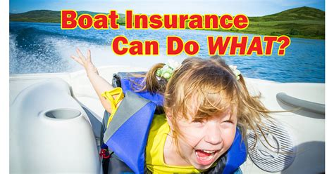 Do You Have To Have Boat Insurance In Florida by You Won T Believe What Boat Insurance Can Do For You